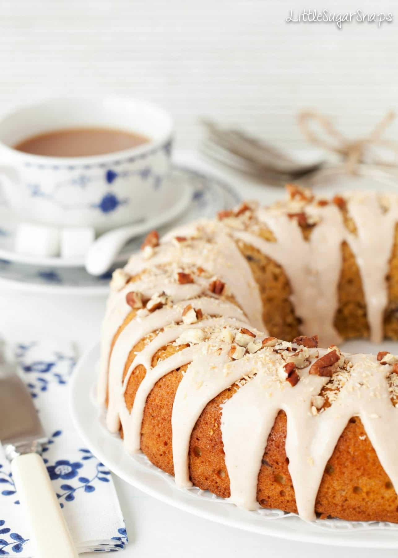 What Cake Goes With Pumpkin Spice Icing