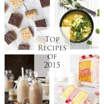 Top Recipes from Littlesugarsnaps 2015