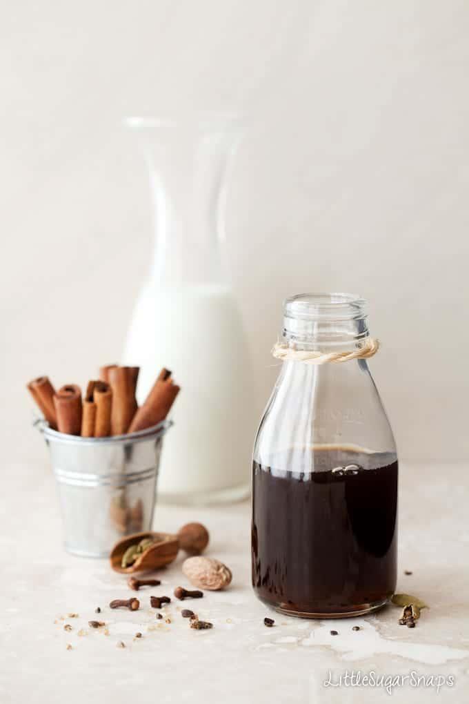 Masala Chai Syrup