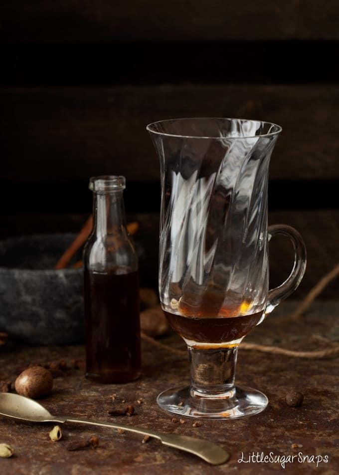 Chai Spice Steamer