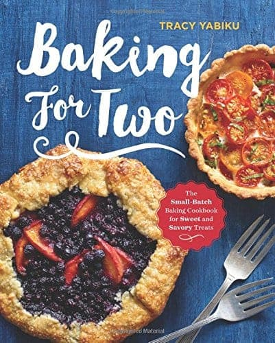 Baking for Two book by Tracy Yabiku