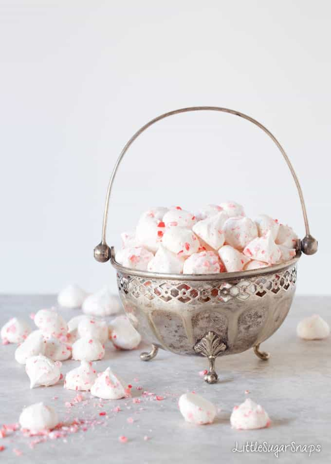 Peppermint Meringue