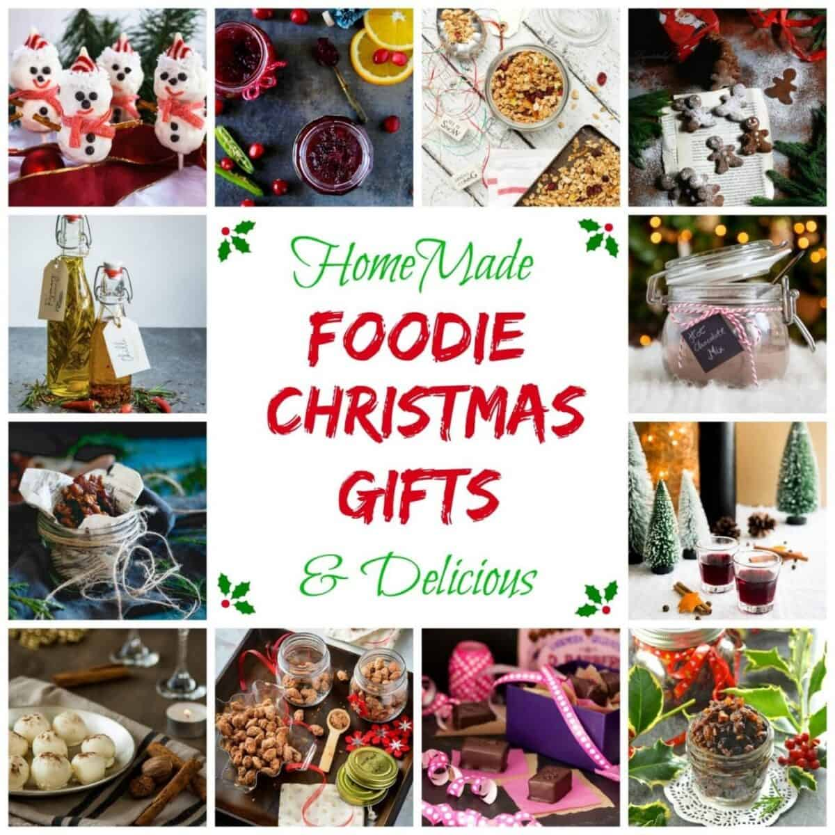 A Guide To Homemade Christmas Food Gifts Littlesugarsnaps