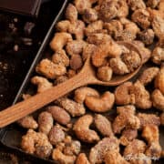 CHAI SPICED CANDIED NUTS