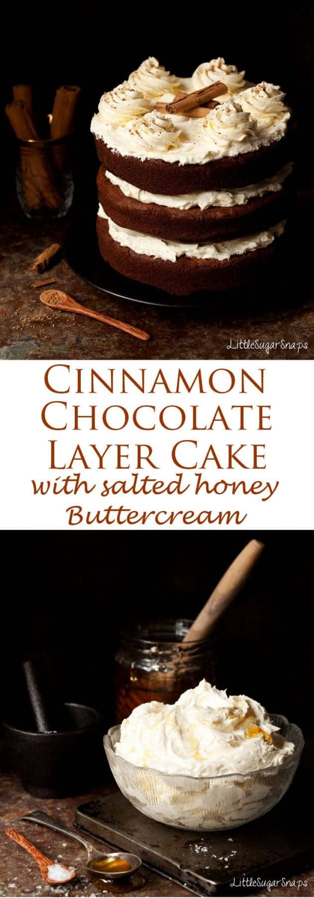 Using Leftover Spice Cake