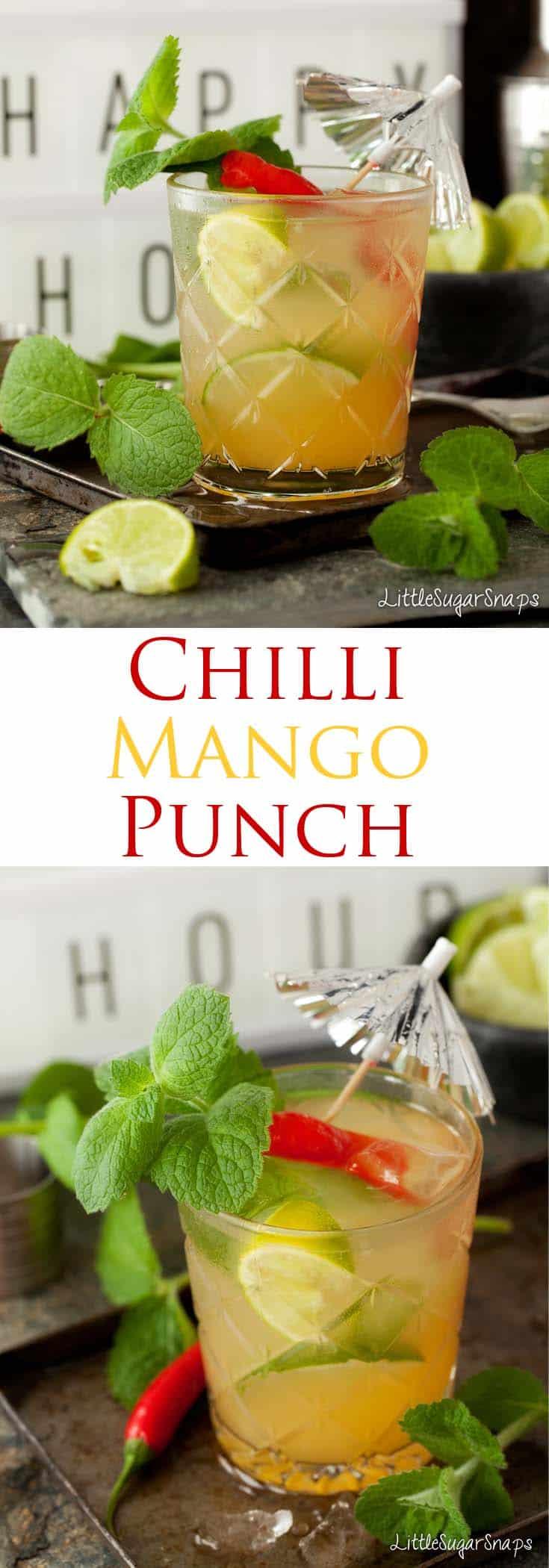 Chilli Mango Punch
