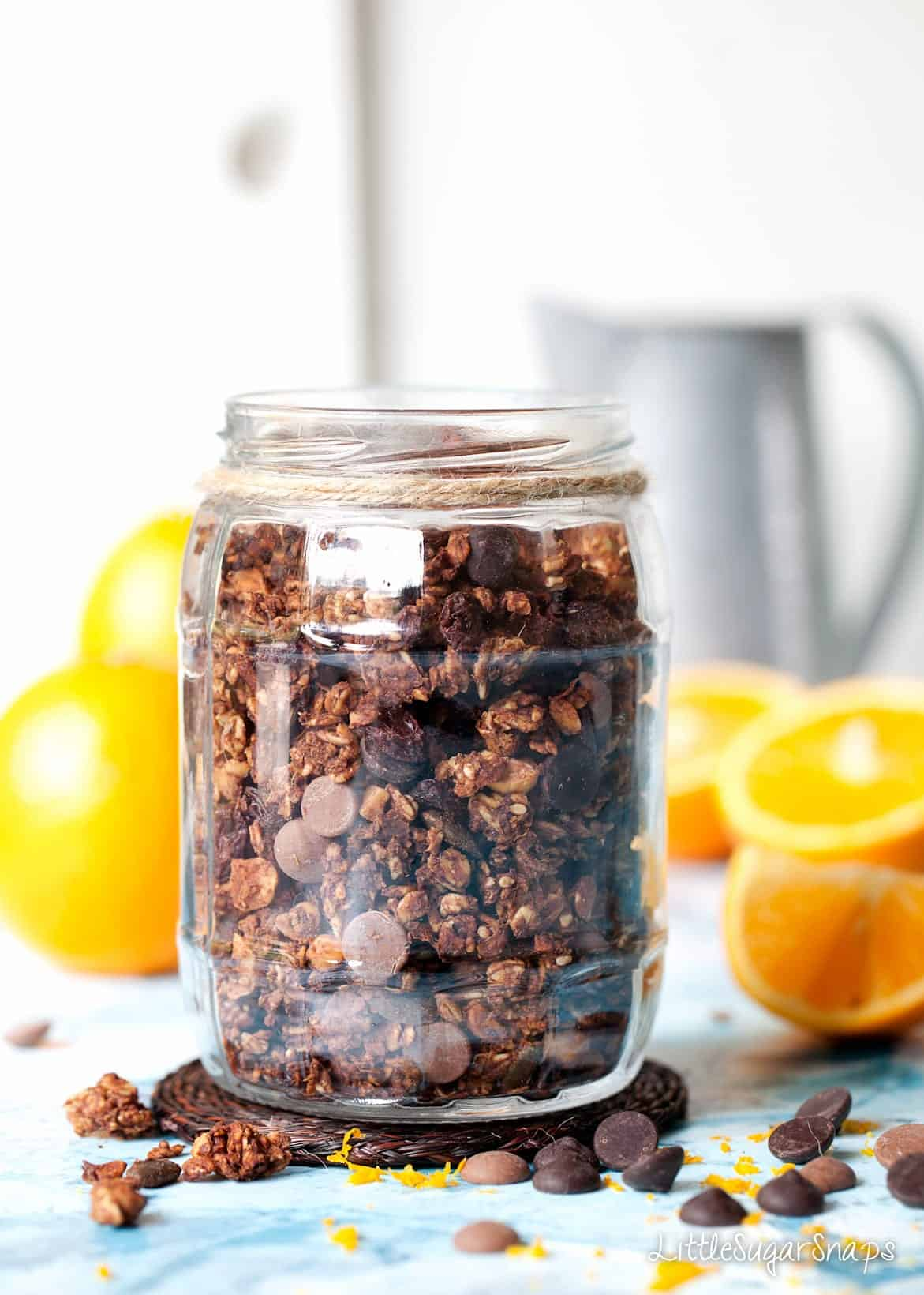 Chocolate Orange Granola