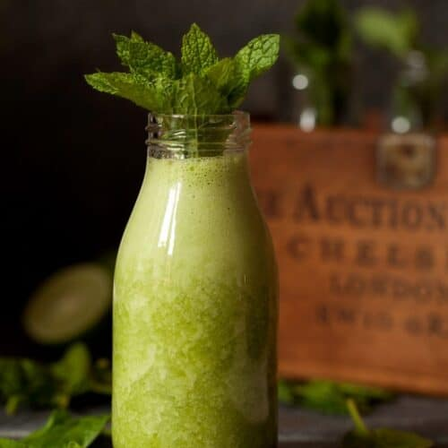 Mint Green Smoothie