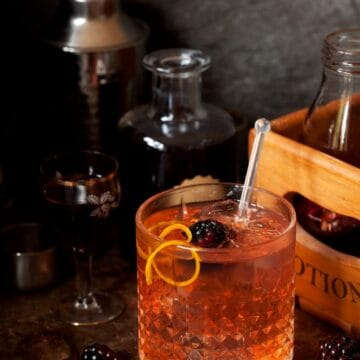 Winter Gin & Tonic