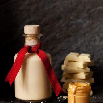 White Chocolate Liqueur