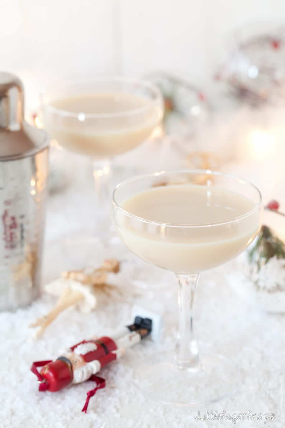 The Nutcracker Cocktail