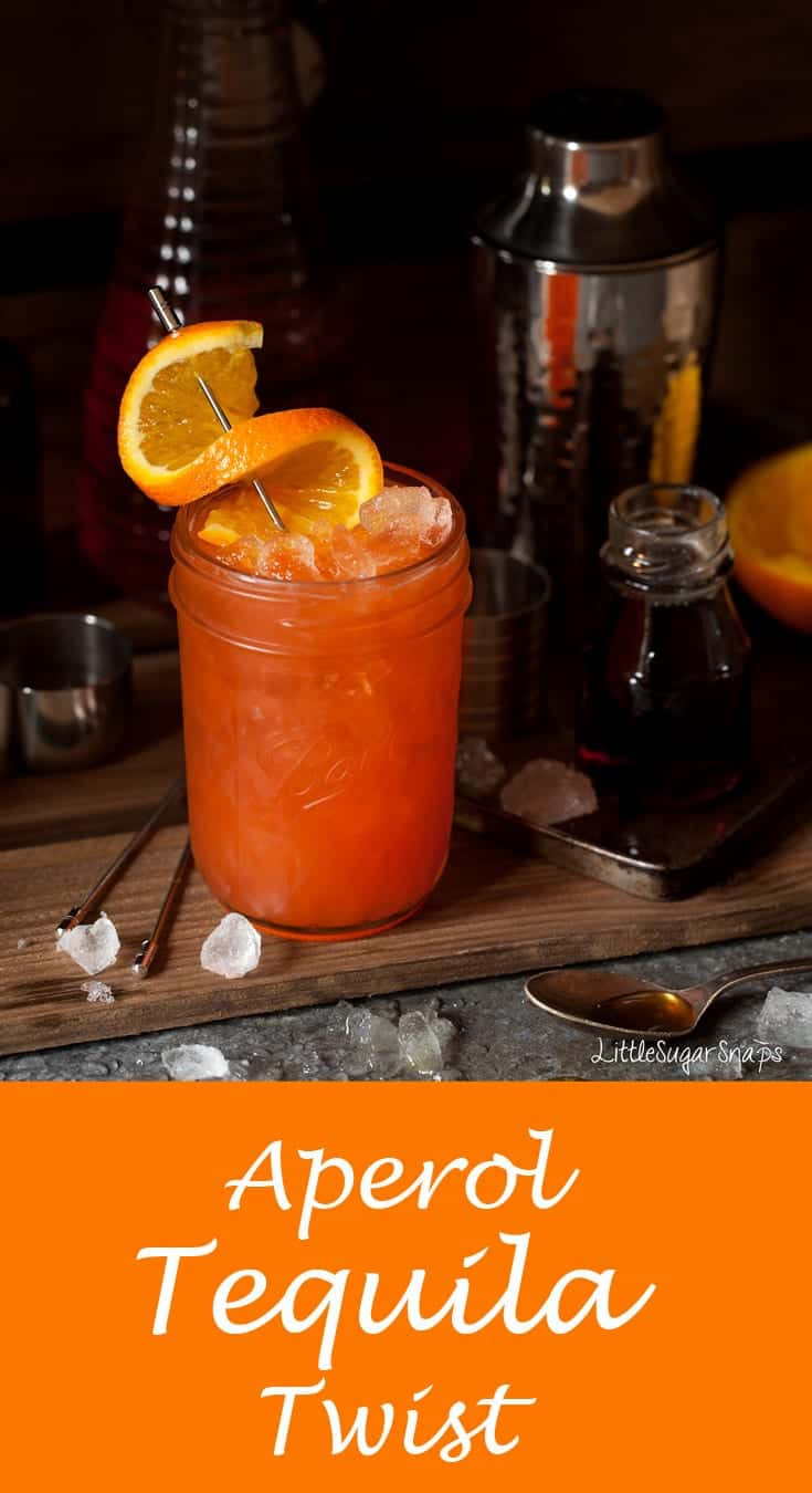 #tequila #aperol #tequilacocktail #aperolcocktail