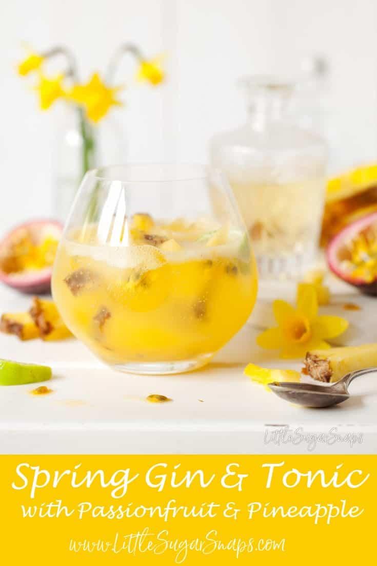 Spring Gin & Tonic #gin #ginandtonic #gintonic #gin&tonic #springgin&tonic #springginandtonic