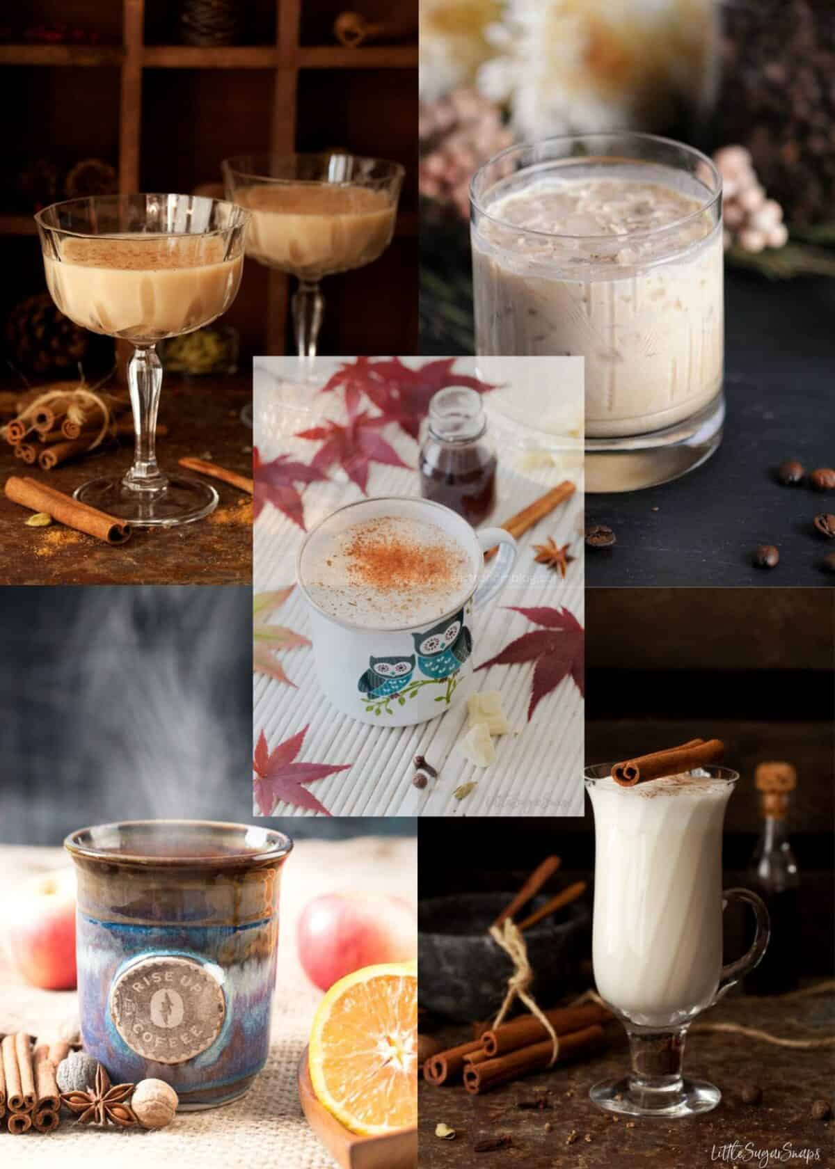 Chai Spice Drinks