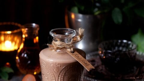 Black Forest Chocolate Liqueur