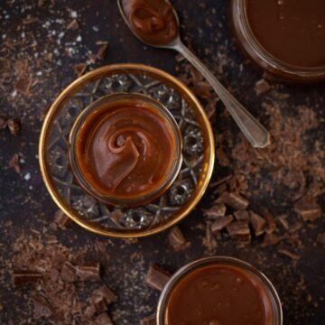 Chocolate Caramel Spread