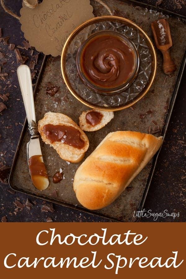Chocolate Caramel Spread #caramelspread #saltedcaramelspread #chocolatecaramelspread #caramelrecipe #spreadablecaramel #chocolatespread