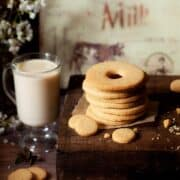 Malted Milk Biscuits