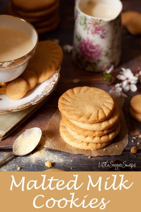 Malted Milk Biscuits/ malted Milk Cookies #maltedmilkbiscuits #maltedmilkcookies #maltedmilk #horlicks