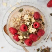 Spiced Buckwheat Porridge - featured image