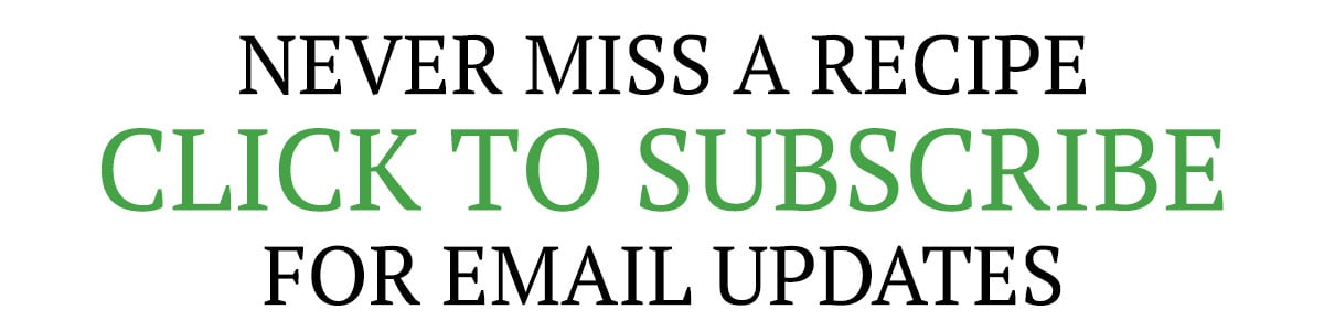 Subscribe to LittleSugarSnaps email list for weekly updates