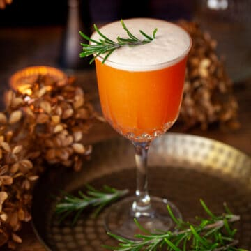 Aperol sour - featured image