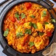 Chicken and Lentil curry - featured image