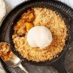 Pineapple crumble - featured image