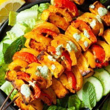 Paneer tikka kebabs - featured image