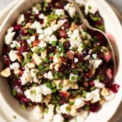 Beetroot Salad with Feta - Featured Image
